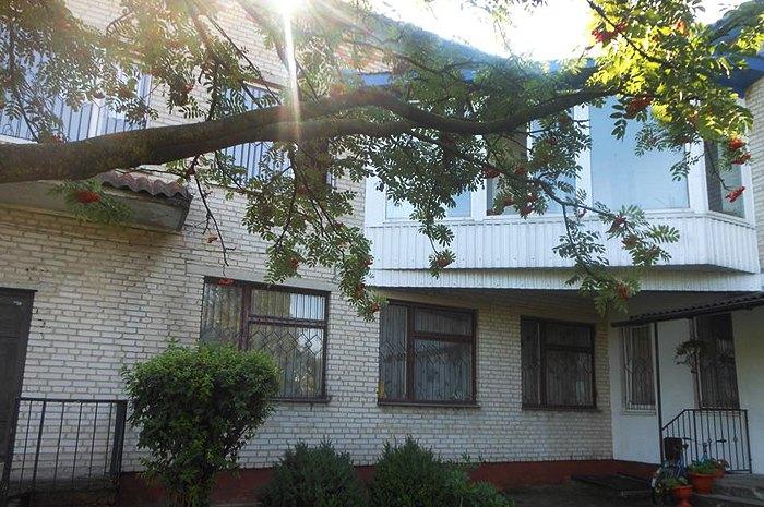 Здание Рожищенского приюта
