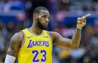 Леброн Джеймс установив два фантастичні рекорди в історії НБА