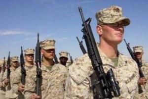 США начнут тренировать бойцов Нацгвардии с апреля