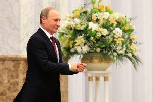 """Путін: """"Газпром"""" не порушує контракт із """"Нафтогазом"""""""