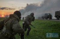 У Миколаївській області відбулися навчання морської піхоти