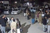 Талиб-смертник подорвался на спортплощадке для военных в Пакистане