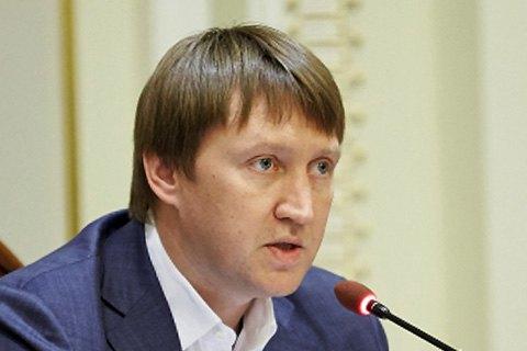 Комитет Рады поддержал отставку Кутового