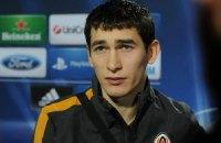 Степаненко впаяли три матча за нецензурщину в адрес лайнсмена