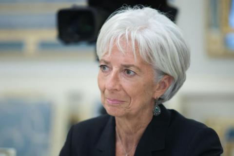 Главой МВФ переизбрана Кристин Лагард