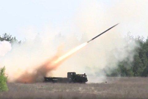 """Украина завершила госиспытания ракетного комплекса """"Ольха"""""""