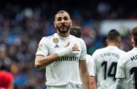 """Бензема побив 117-річне клубне досягнення """"Реала"""""""