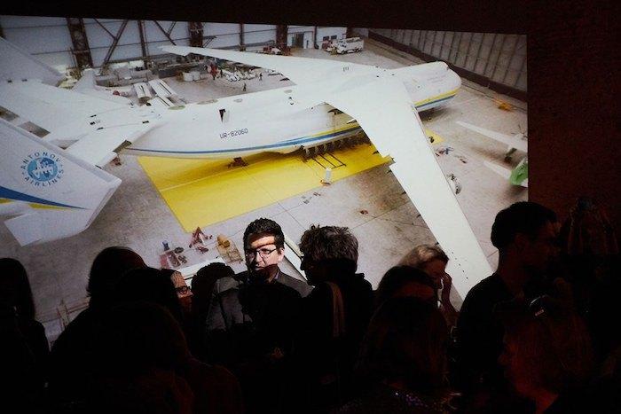 Украинский павильон на Венецианской биеннале-2019