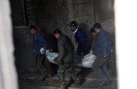 Під час пожежі в школі бойових мистецтв у Китаї загинуло 18 людей, більшість - малі діти