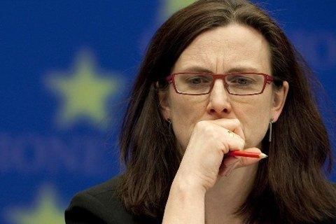 Странам ЕС не удалось договориться о начале торговых переговоров с США