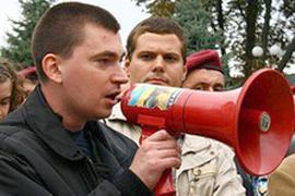 """""""Свобода"""" пугает украинцев гражданской войной"""