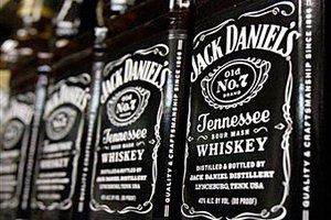 Американцы установили рекорд по экспорту крепкого алкоголя