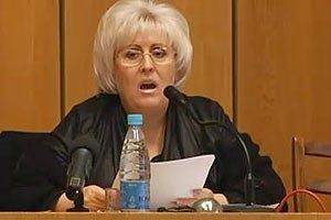 Мэр Славянска пригрозила главному архитектору похоронами