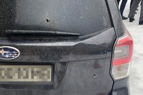 Харківського патрульного, який під час погоні поранив чоловіка, заарештували