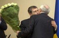 Азаров пообещал «долбать» нового губернатора Днепропетровской области в случае чего