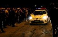 В Одесі патруль поліції відсторонили від служби за участь у вуличних гонках на службовому авто