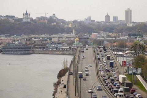 Власти Киева планируют создать большое пешеходное кольцо от Подола до Печерска