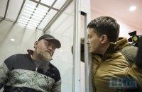 Савченко и Рубан по-прежнему не говорят со следствием