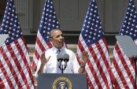 Обама не исключает ударов по Сирии