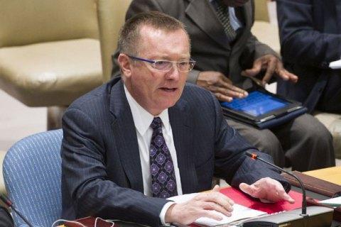 """Заступник генсека ООН вперше за 7 років відвідав КНДР через """"серйозну загрозу"""" конфлікту"""