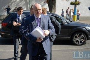 Порошенко назвал задачи Турчинова в СНБО