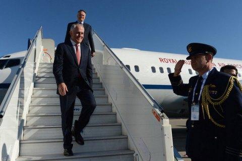 Премьер Австралии посетит Украину в рамках своего турне по Европе