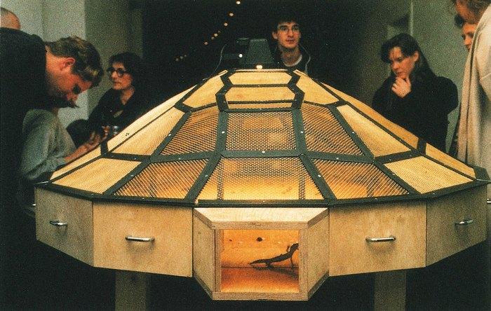 Хуан Юн Пин. Театр мира, 1993