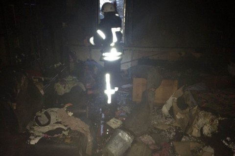 Три человека пострадали из-за взрыва телевизора в Киевской области