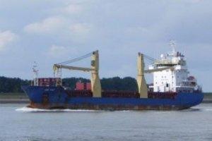 У Середземному морі затримали українське судно з шістьма тоннами вибухівки