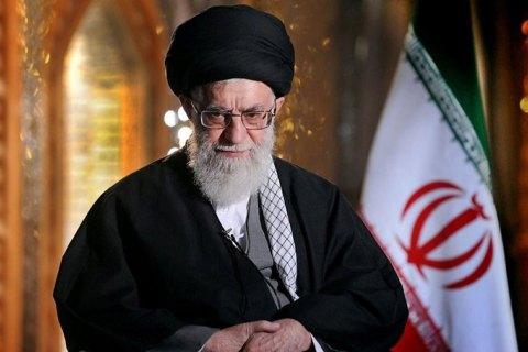 Духовный лидер Ирана защищает военных, которые сбили самолет МАУ