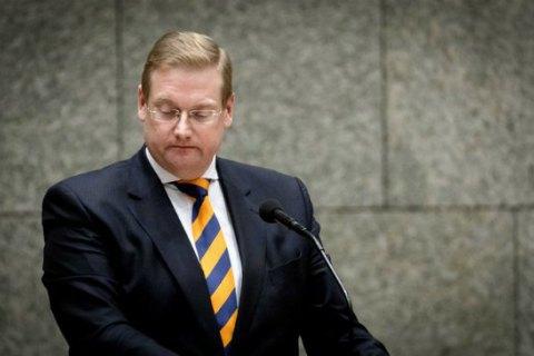 Міністр юстиції Нідерландів подав у відставку через наркоскандал