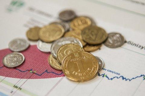 Международные резервы Украины в июне выросли на $1,2 млрд