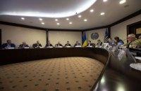 """РНБО не знайшла підстав для введення санкцій проти NewsOne і """"112 Україна"""""""