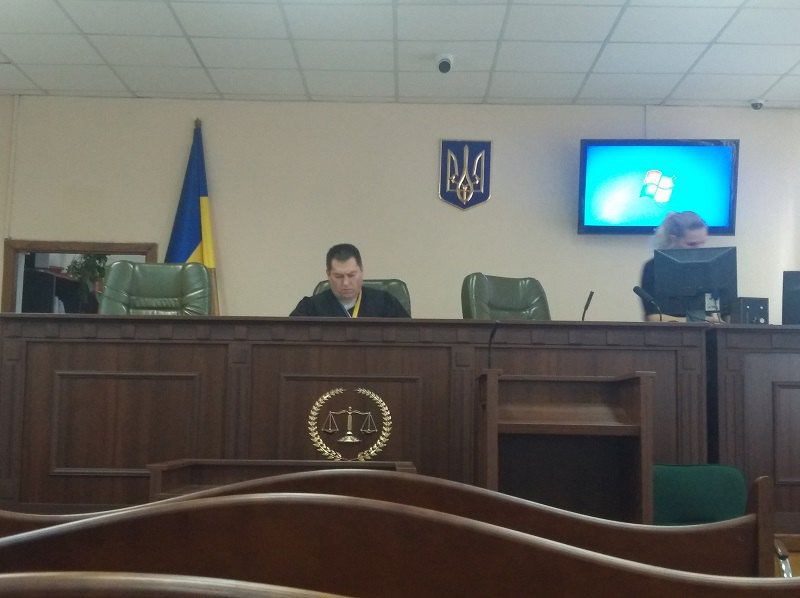 Суддя Юрій Зубець