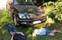 Під Обуховом знайшли викрадений Lexus GX заступника голови Нацполіції