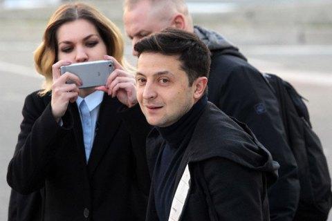 """Зеленский ответил отказом на призыв """"ЧЕСТНО"""" обнародовать декларацию за 2018"""