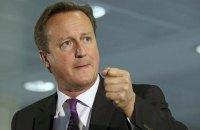 """Дэвид Кэмерон: """"Миротворческий контингент ООН может стать ловушкой для Украины"""""""