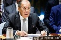 Лавров сообщил о приостановке боевых действий в Алеппо
