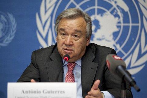Україна і ще 37 країн закликали генсека ООН посприяти звільненню Сенцова