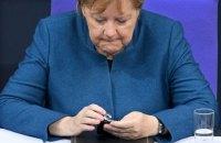 Меркель поскаржилася на колег з ЄС через відмову організувати саміт з Путіним