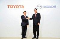Toyota и Mazda построят завод в США за $1,6 млрд