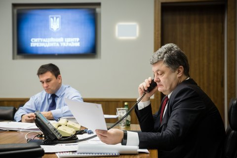 НАБУ по решению суда завело дело на Климкина и Порошенко