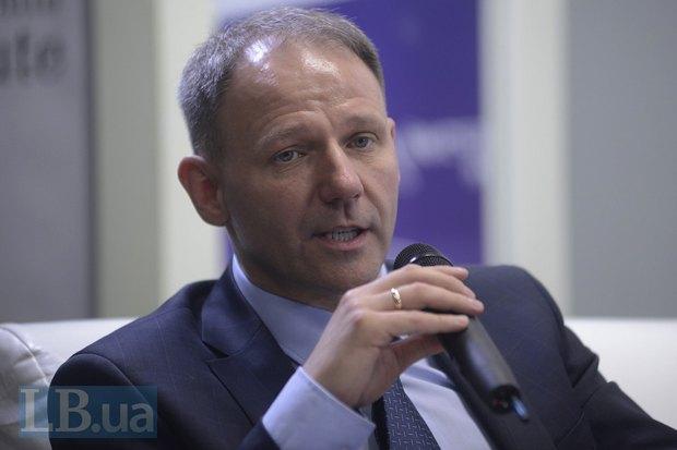Яцек Протасевич, вице-президент Европейского парламента