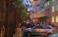 В московской больнице, где лечат от коронавируса, при пожаре погиб пациент