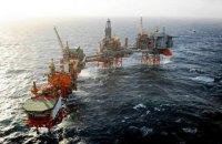 Цена на нефть упала ниже 29 долларов за баррель