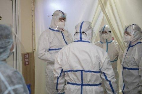 НАН заявила про проходження піку третьої хвилі коронавірусу