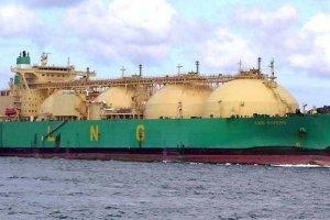 Газпромбанк зацікавився українським терміналом зрідженого газу