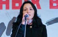 Жена Удальцова не бежала в Украину