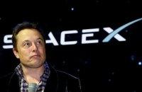 Маск показав корпус нового космічного корабля SpaceX