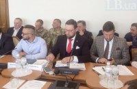На комитете Пашинского отвергли обвинения в коррупции при закупке БМП
